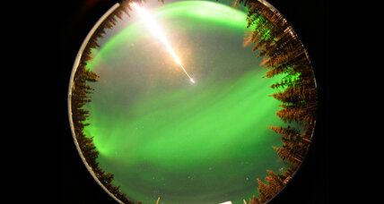 NASA's dazzling northern lights launch aims to study 'space weather'