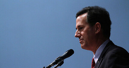 Santorum on Satan: Who leaked the speech to the press?