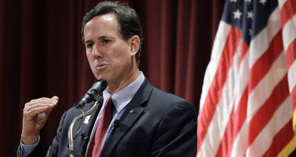 Politics of Rick Santorum's theology: Is faith a kingmaker or deal-breaker?