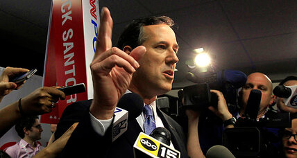 Rick Santorum in Congress: why his record is costing him now