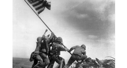 From Our Files: Iwo Jima, Feb. 23, 1945