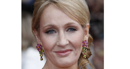 J.K. Rowling to write adult novel. Can she cast 'Potter' spell again?