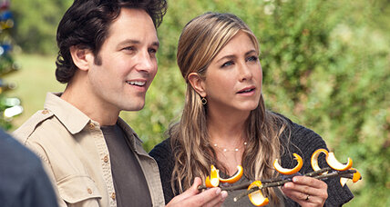 'Wanderlust' starring Paul Rudd, Jennifer Aniston: movie review