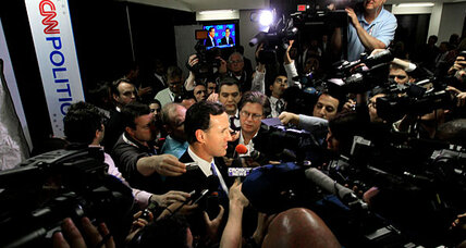 Is Rick Santorum too angry to be elected president?