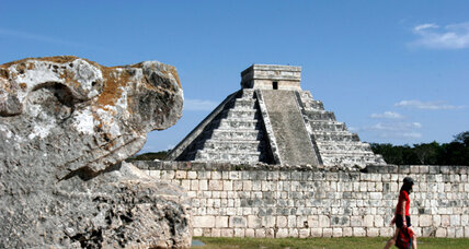 Climate change may have caused Mayan civilization's collapse