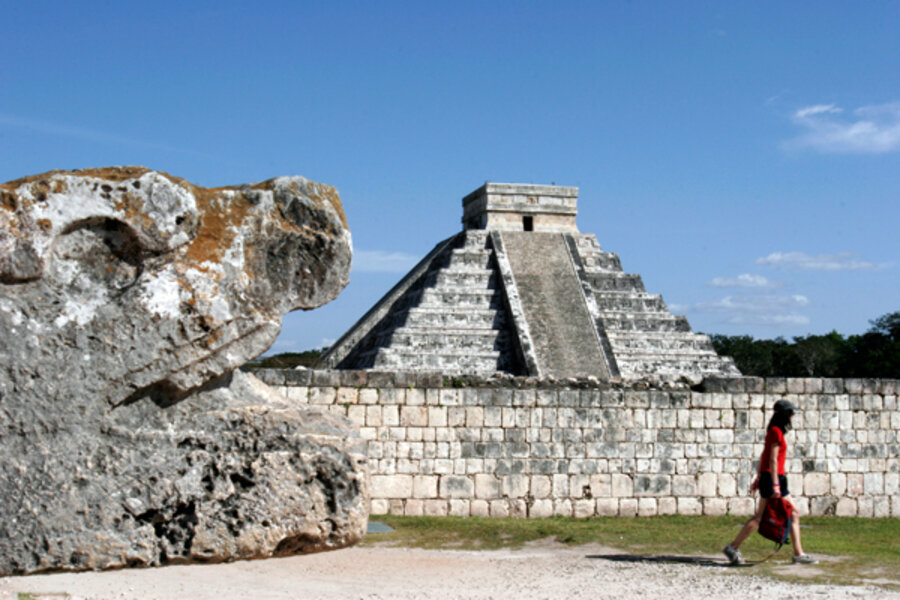 maya civilization and classic maya collapse Archaeologists have long puzzled over what caused what is known as the classic maya collapse in the ninth century ad, when many of the ancient civilization's cities were abandoned more recent.