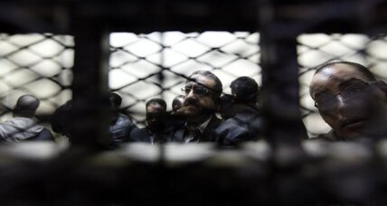 Americans on trial: a convenient distraction for Egypt's rulers?