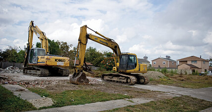 New Orleans' razing craze aims to clear way for post-Katrina recovery