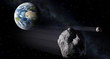Humongous asteroid could strike Earth in 2040