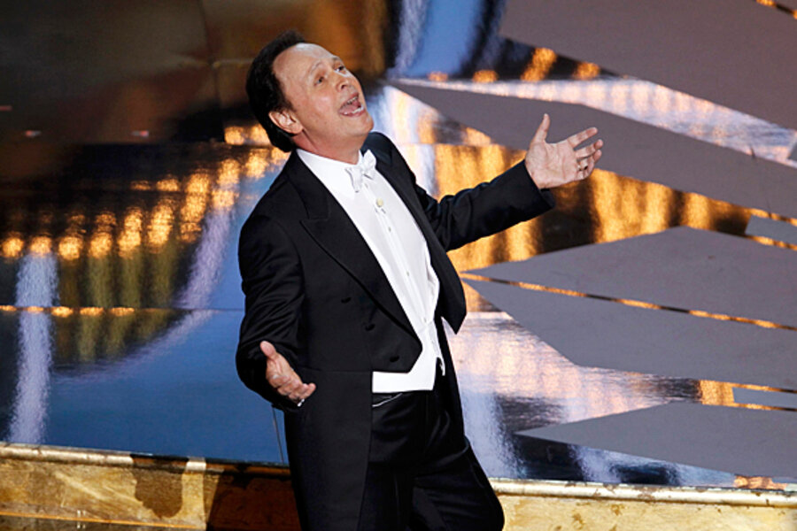 billy crystal black face oscars
