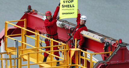 Lucy Lawless, 'Xena: Warrior Princess' actress, arrested in oil-ship protest