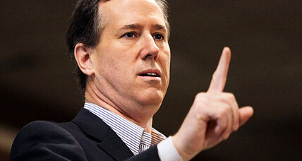 Michigan primary: Why GOP evangelicals like Catholic Rick Santorum