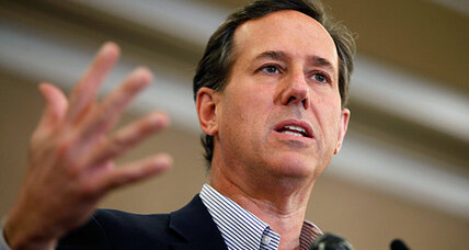 Does it help Rick Santorum to slam JFK on religion's role in politics?