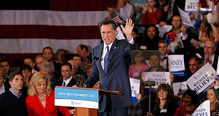 Primary results: Will Romney's Michigan, Arizona wins restore aura of inevitability?