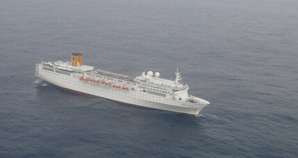 Crippled Costa cruise ship to reach land Thursday (+video)