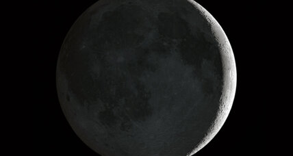 Moon acts as mirror, reflecting telltale signs of life