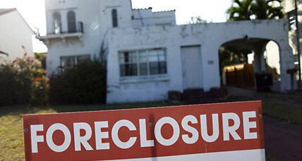 In economic rebound, housing woes remain