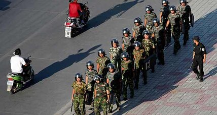 Violence in Western China underscores uptick in minority unrest