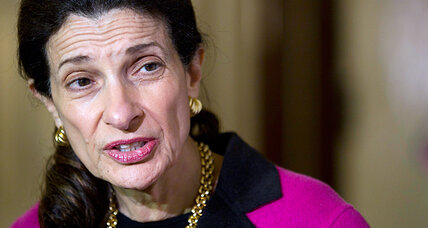 A Congress with no room for Olympia Snowe and other centrists?