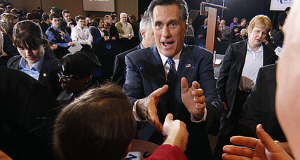 Arizona, Michigan primary results restore Mitt Romney as GOP front-runner