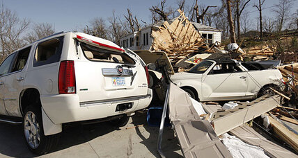 Nine dead as tornadoes rip from Branson, Missouri, up to Illinois