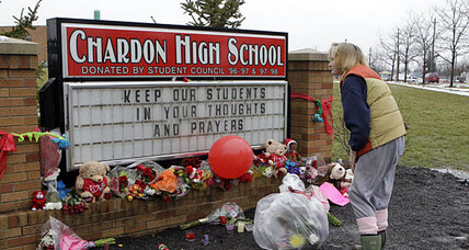 Ohio school shooting: why the gun owner won't be held accountable