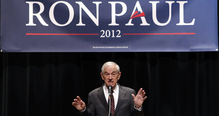 Ron Paul's new ad: Is he attacking his 'wingman'? (+video)
