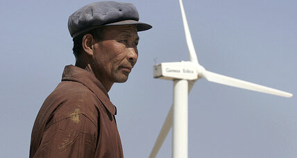 China's short term environmental future is bright