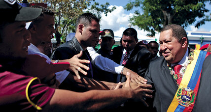 Chavez vs. Capriles: Stark choice for Venezuela's independent voters