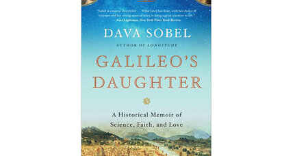 Reader recommendation: Galileo's Daughter