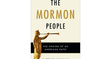 Author Matthew Bowman talks about 'the Mormon moment'