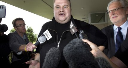 Behind the mask of Kim Dotcom