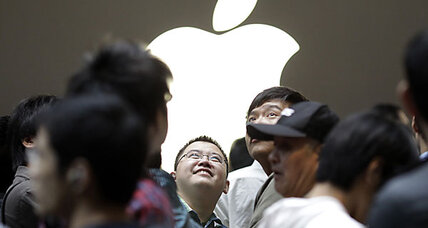 Apple stock at $500 a share. And climbing?