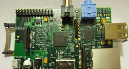 Say hi to the Raspberry Pi, the $35 computer