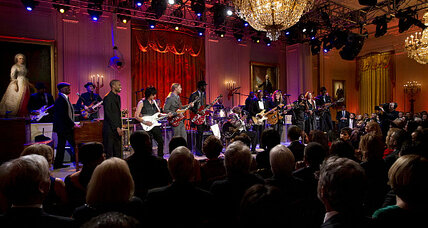 Want to hear Obama sing the blues? Best chance is tonight on PBS.