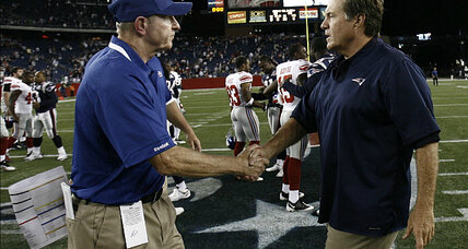 Coaching contrasts of Super Bowl 2012: the 'hoodie' vs. the 'colonel'