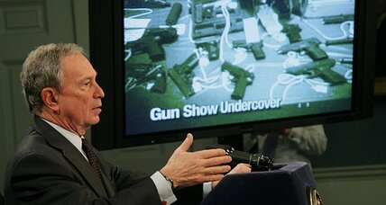 Super Bowl ad makes New York Mayor Bloomberg gun control king
