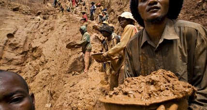 Lifting Africa from a mineral 'curse'