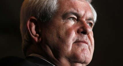 A conservative worries: Will Gingrich return America to the days of King George?