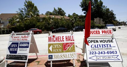 Housing market showing signs of turnaround