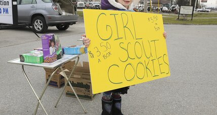 Why Samoas and Thin Mints strike fear in the hearts of Girl Scout parents