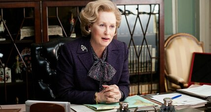 Maggie vs. Gorby: the scene that 'The Iron Lady' forgot