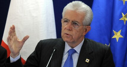 Mario Monti is working through Italy's debt crisis. Is the US watching?