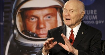 John Glenn and Earth orbit anniversary: America needs manned flight in space