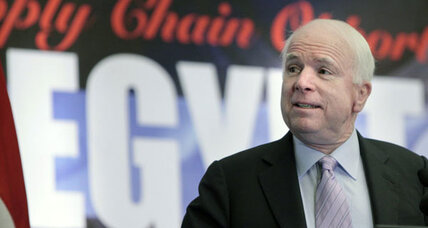 McCain: Egypt and US 'must remain friends'