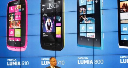 Smartphone comeback bid: Nokia's new low-cost Windows phone