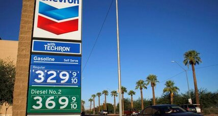 Oil prices will rise as supplies tighten? Hardly.