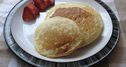 Pancakes for Fat Tuesday