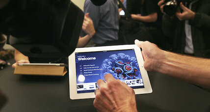 iPad 3 with 4G heading to AT&T and Verizon: report