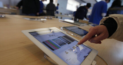 Apple schedules iPad event for March 7